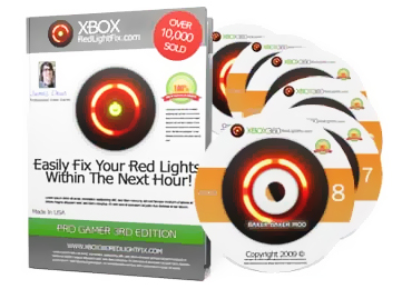 red ring xbox 360 e74